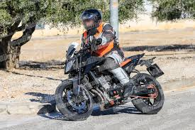 2018 ktm 690 duke. beautiful ktm the bike caught by our spy snapper outside a ktm factory was ridden in  what we believe are suspension tests comparison test with current 690 duke  in 2018 ktm duke k