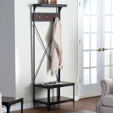 Entry Hall Coat Rack Hall Coat Rack Shelf Bench Entry Entryway Storage Trees On Tree 100