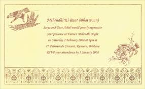 Mehndi Invitation Wording Menshealtharts