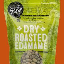 <b>Dry Roasted Edamame</b> – Culinary Tours Foods