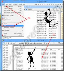 Print or export search result data list from Explorer in Win 10, 8.1 ...