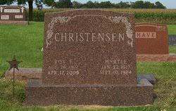 Myrtle Leona Johnson Christensen (1917-1984) - Find A Grave Memorial