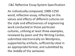 system design eex civilizations and cultures reflective essay  3 c c reflective