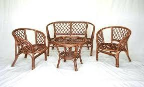 wicker sunroom furniture sets. Sunroom Furniture Sets Wicker Sofa Rattan Patio Set .