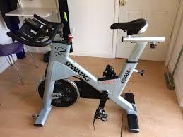 star trac nxt spin bike monitor