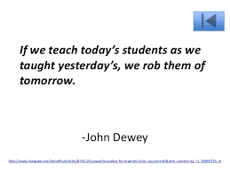 Quotes For Teachers From Students Interesting Quotes About Project Based Learning