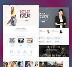 Business Website Templates High Quality 24 Free Corporate And Business Web Templates PSD 13