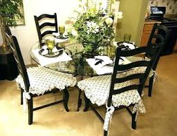 3 chair pads dining room chairs table chair cushions cushion pads dining chairs seat pertaining to