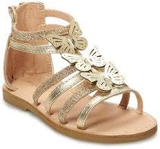 Kohls Jumping Beans Size Chart Jumping Beans Butterflies Toddler Girls Gladiator Sandals