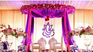 enement flower decorations at party halls in chennai