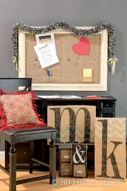 bulletin board design office. From The Burlap-covered Bulletin Board And I-can\u0027t-believe Design Office T