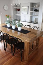 dining tables wood dining table set 5 piece dining set natural finished of wooden table