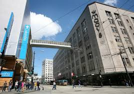macy s selling two more floors of downtown seattle building the