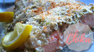 Panko Crusted Salmon Recipe