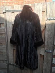 mink fur coat mink fur no reserve