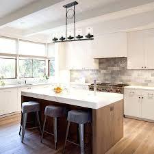 retro kitchen lighting ideas. Retro Kitchen Lighting Linear Island Pendant Clear Glass Shade Black Finish Vintage Ideas H