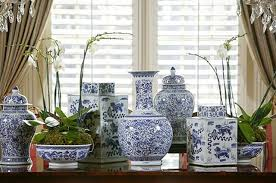 Image result for blue-and-white porcelain