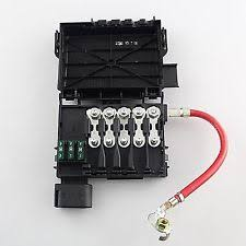 vw battery fuse box baifm oem fuse box battery terminal fit for vw jetta golf mk4 beetle 2 0 1 9tdi