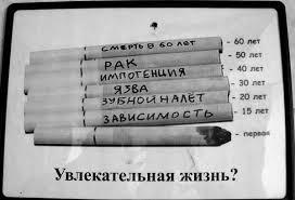 Действие курения на организм человека  Действие курения на организм человека