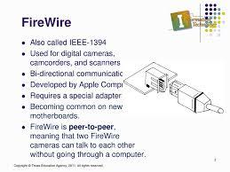 firewire wiring diagram wiring library computer maintenance firewire ports ppt 2 firewire firewire wiring diagram