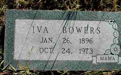 Iva Nichols Bowers (1896-1973) - Find A Grave Memorial
