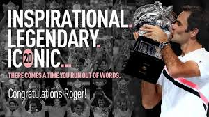 Roger Federer 20th Grand Slam Victory Tribute - YouTube