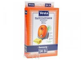 Купить <b>Комплект пылесборников Vesta Filter</b> SM 04 по низкой ...