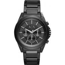 ax2601 mens armani exchange watch watches2u armani exchange ax2601 mens dress watch