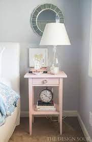 my ikea hemnes nightstand makeover with