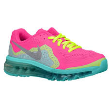 adidas shoes for girls 2014. 100% authentic guaranteed nike 2014 pink girls kids running hyper shoes max air adidas for