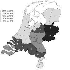 Bluetounge Virus Percentage Of Farmers That Notified Bluetongue Virus Serotype 8 Btv
