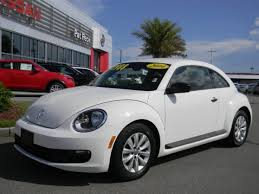 volkswagen beetle 2014 white. 2014 volkswagen beetle gasoline 2 door with alloy wheels white