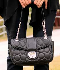 Quilted chain strap handbags | fashion blogger Sophie at HipGirlie.com & I spotted the bag at the local mall and can't seem to find it online. So,  I've gathered a group of quilted chain bags for your convenience – top,  left, ... Adamdwight.com