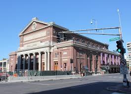 「2016 Boston Symphony Hall」の画像検索結果