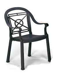 grosfillex victoria charcoal stacking synthetic metal outdoor restaurant dining chair call for special