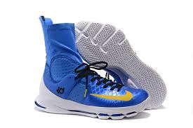 nike basketball shoes 2017 kd. nike kd 8 elite blue white mens kevin durant basketball shoes sd45 2017 kd