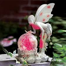 solar garden fairy light makes a