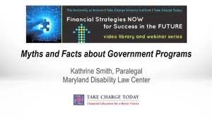 Myths and Facts About Government Programs | Take Charge Today