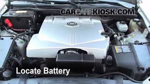 battery replacement 2003 2007 cadillac cts 2006 cadillac cts battery replacement 2003 2007 cadillac cts 2006 cadillac cts 3 6l v6