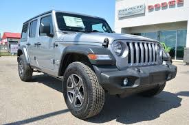 new 2018 jeep wrangler unlimited wrangler unlimited sport