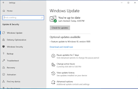 Windows 10 Version Comparison Chart What We Know About The Win10 Version 1909 Upgrade And What