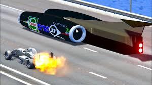 400 x 300 jpeg 48 кб. Formula Jet Engine Vs Thrust Ssc Fastest Car In The World Drag Race 20 Km Youtube