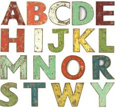 decorative wooden letters decorative alphabet letters wood letters for wall