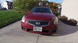 Nissan Maxima Headlight Bulb Replacement No Bumper Removal