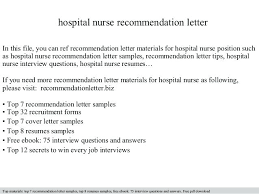 letter of recommendation template for nursing student nursing letter of recommendation recommendation letter for a