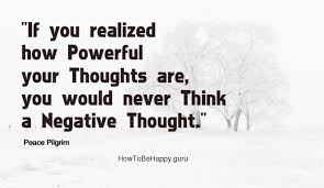 Thought Quotes Gorgeous Power Of Thinking Quotes