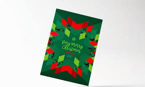 Pictures Of Merry Christmas Design 34 Christmas Card Templates Designs For 2017 Envato