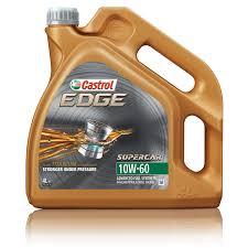 castrol edge supercar 10w 60