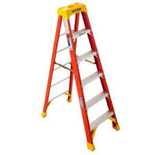 Step Ladder Size Chart Step Ladders Werner Us