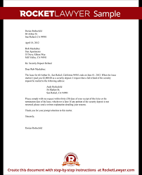 Landlord Security Deposit Refund Letter Template Viskyz